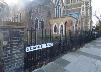 St James's Road